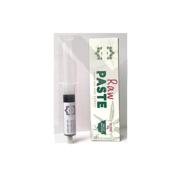 Raw CBD Paste 10ml Syringe 1000mg