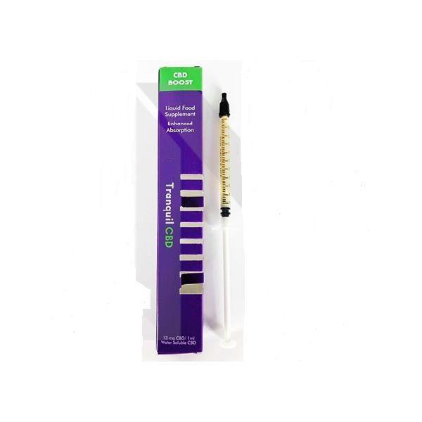 CBD Boost 1ml Syringe – 13mg CBD Liquid