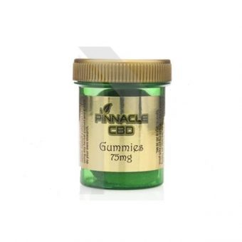 CBD Gummy Sweets 75mg CBD – pack of 3