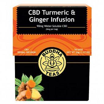 CBD Turmeric Tea Bags