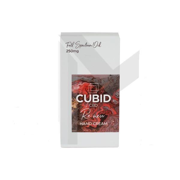 CBD Hand Cream 250mg Of CBD Renew 50ml