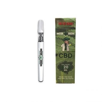 Doctor Green's Disposable CBD Vape Pen 20mg