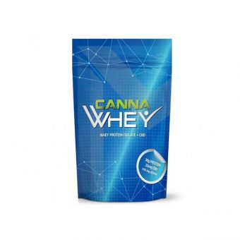 CannaWHEY CBD Whey Protein – 35mg CBD per serving