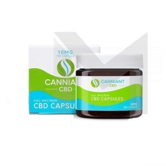 Full Spectrum 300mg CBD Capsules – 30 Capsules