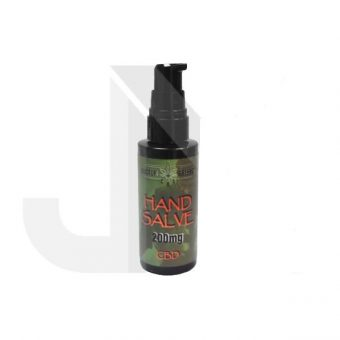 CBD Hand Salve 50ml – 200mg