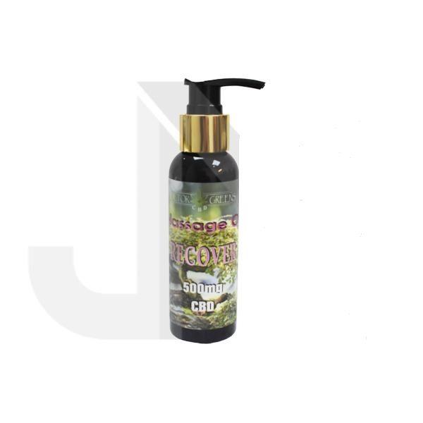 CBD Massage oil 500mg