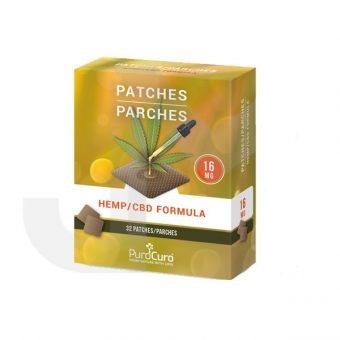 CBD Patches – Hemp/CBD Pain Patches