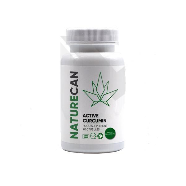 Active Curcumin 90 Capsules – Immune System Support