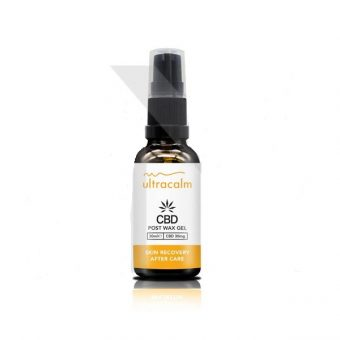 CBD 30mg – Post Wax/Laser After Care Gel 30ml