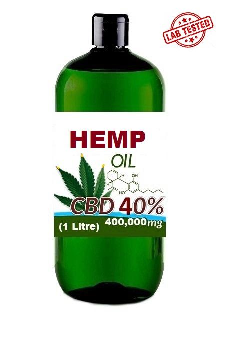CBD Oil 40% 1 litre
