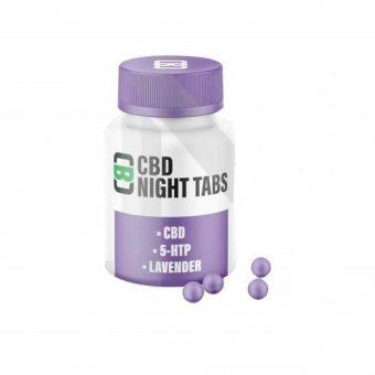 CBD 1000mg Night Tablets