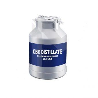 95% + Pure American Broad-Spectrum CBD Distillate Wholesale UK