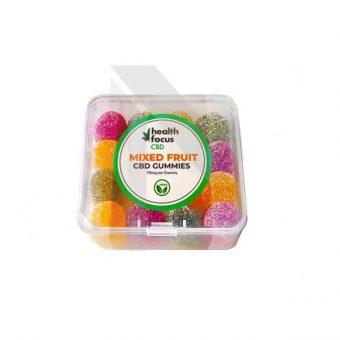 CBD 160mg Mixed Fruits Gummies